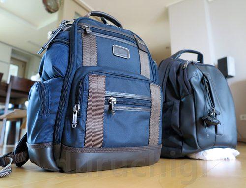 투미 킹스빌 디럭스 남성 백팩(Tumi Backpack) 장단점