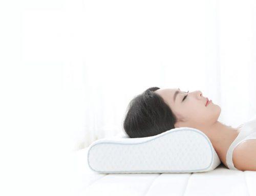 샤오미 라텍스베개와 메모리폼베개(Xiaomi Mi 8H Pillows) 구별하기
